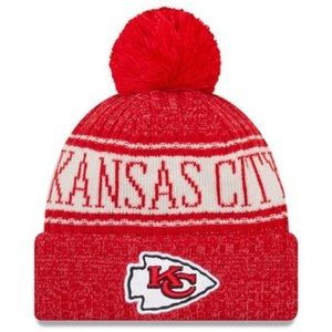 Other - NWT Kansas City Chiefs Beanie